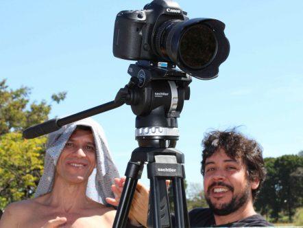 Cabelo e Pablo Nóbrega