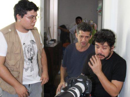 Davi Paes, Cabelo e Pablo Nóbrega