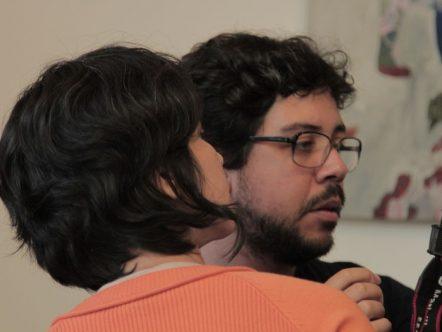 Rosa Melo e Pablo Nóbrega